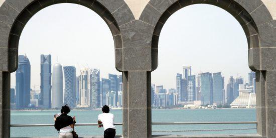 Impresionante paseo por Doha