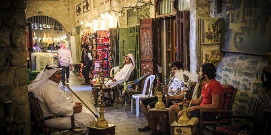 Visita al Zoco Antiguo en Doha
