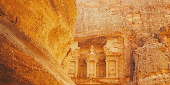 Excursión para crucero a Petra en Jordania