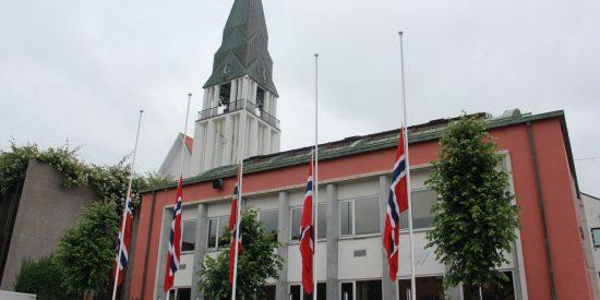 Catedral de Molde excursión por los pueblos Nórdicos Noruega