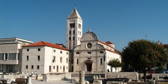 Visita a la ciudad de Zadar en Croacia