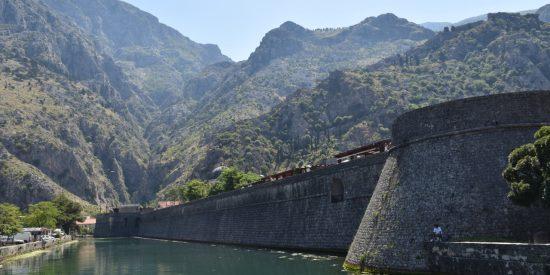 Fortificaciones de Kotor Montenegro