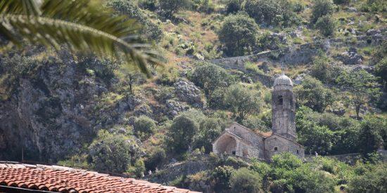 Nuestra señora del Remedio Kotor Montenegro