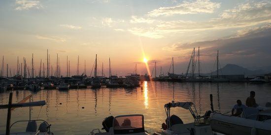 Puerto de Bar Montenegro