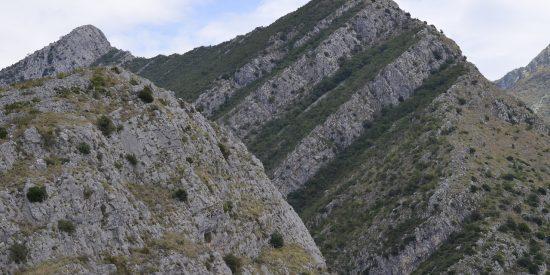 Montaña de Rumija en Bar Montenegro