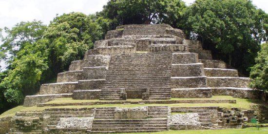 ALTÚN HA Mayas Belice