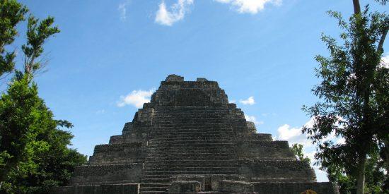 RUINAS MAYAS DE CHACCHOBEN en Costa Maya