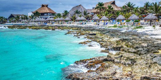 Playas paradisíacas en Costa Maya México