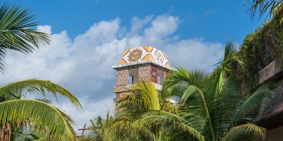 Excursión en Costa Maya México