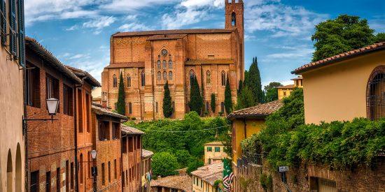 Excursión por Siena - Basílica de Santo Domingo