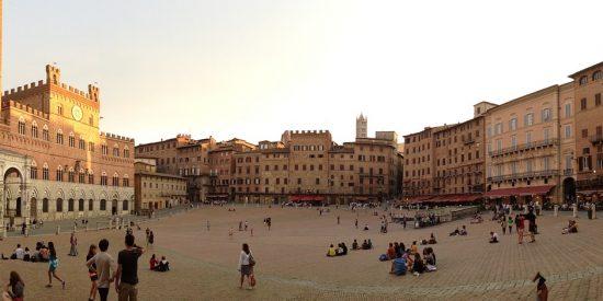 Visita guiada por Siena Italia