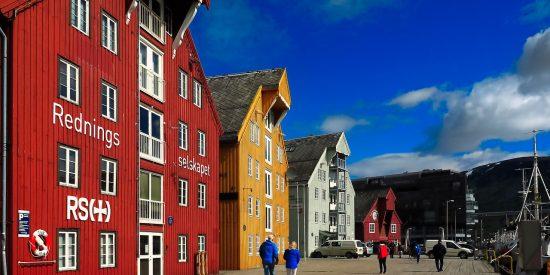 Un paseo por Tromso