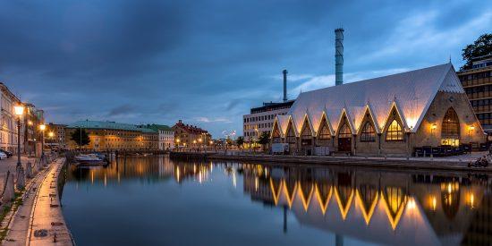 Excursión al Mercado de Pescado de Gotemburgo