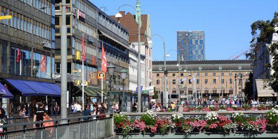 Excursión para crucero Gotemburgo Suecia