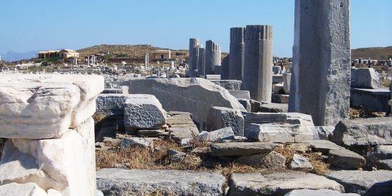 Excursión a las ruinas del templo dórico de apolo