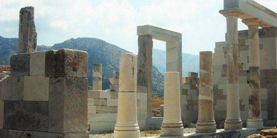 Ruinas en Neapolis Siracusa